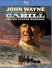 NEW - Cahill - U.S. Marshal (Blu-ray Disc, 2015) SEALED John Wayne