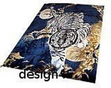 Solaron Korean Blanket throw Thick Mink Plush King size Crouching Tiger Licensed