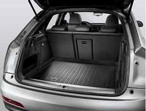 Original Audi Q3 Kofferraumwanne/Kofferraummatte/Kofferraumschutzwanne/Schale