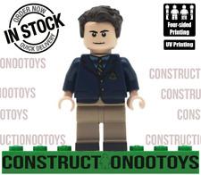 Bruce Wayne (Gotham) lego Custom PAD UV PRINTED Minifigure Bruce Wayne-batman