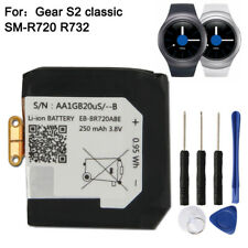 Watch Battery EB-BR720ABE For Samsung Gear S2 classic SM-R720 R720 R732 250mAh
