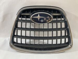 06-07 Subaru Tribeca Upper Bumper Front Grille Assembly Grill-OEM