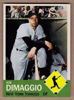 Joe DiMaggio '51 New York Yankees Monarch Corona Diamond Collection #9