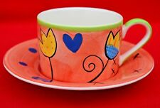 WHITTARDS;    TRADITIONAL STONEWARE CUP AND SAUCER -  GREAT CONDITION!