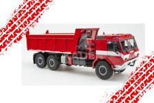 1:43 KADEN TATRA 815-7 6X6 Firefighter tipper/ feuerwehr / emergency truck