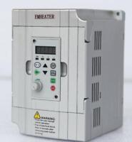 0.75kw Frequency Drive Inverter Converter VFD 220V~240V 1HP input 8.2A output 4A