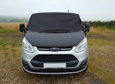 Ford Transit Custom Front Window Screen Cover Black Out Blind  Wrap Curtain
