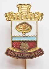 SOUTHAMPTON - Superb Vintage Enamel Football Stick Pin Badge