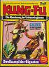 Kung-Fu Die Abenteuer des Unbezwingbaren Nr.7 von 1975 - TOP Z1 BASTEI Comicheft
