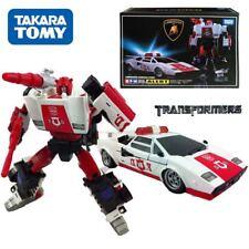 Takara Transformers Masterpiece MP-14 Alert Lamborghini Robot Car Figurines Toy