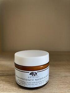 Origins High Potency Night-A-Mins Resurfacing Cream With Fruit-Derived AHAs 50ml