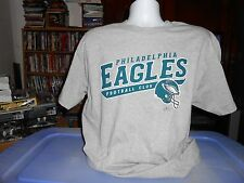 Philadelphia Eagles NFL Reebok Shirt L Large NEW Factory Sticker