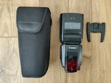 Canon Speedlite 600EX-RT Shoe Mount Flash