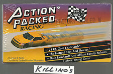 1993 Action Packed Racing series 2 box factory sealed Free Shipping