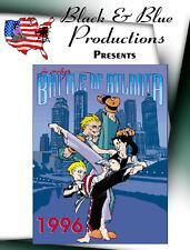 1996 Battle of Atlanta Karate Championships tournament Dvd