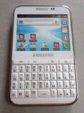 TELEPHONE *** FACTICE *** Smartphone SAMSUNG GALAXY PRO / Blanc