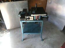 Combo table saw
