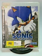 Sonic the Hedgehog PS3 *PAL* *VGC* FREE POSTAGE - Aus Seller :)