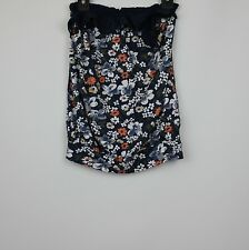 ABERCROMBIE KIDS GIRLS STRAPLESS TOP SIZE MEDIUM