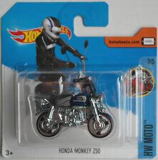 Hot Wheels Honda Monkey Z50 dunkelblau Neu/OVP Mini Bike Bonsaibike Motorcycle