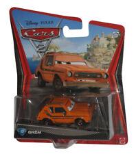 Disney Pixar Cars 2 Movie Grem Lemon Die Cast Toy Car #13