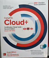 CompTIA Cloud+ CV0-002 Certification Study Guide and Practice Exams