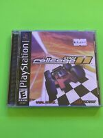 🔥 PS1 PlayStation 1 PSX GAME 💯 COMPLETE WORKING GAME 🔥 ROLLCAGE Stage 2 🔥