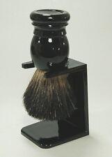 Hans Baier Pennello da barba peli di tasso 20 mm con supporto SHAVING SPAZZOLA
