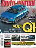 L'AUTO JOURNAL N° 899 / fev 2014 / AUDI Q1 /  A4 . A5 . TT / ESSAI GOLF 1974