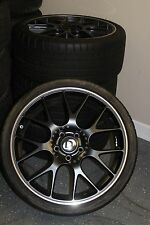 2015 BMW F30 Dinan staggered wheel set OEM light weight made by BBS Germany new