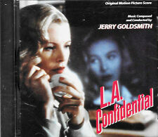 L.A. Confidential - Jerry Goldsmith - Varese Sarabnade - Sealed Cd - 1997