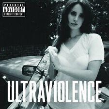 Brand New! Ultraviolence - Lana Del Rey - Double LP - Deluxe Edition (Explicit)