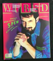 WIRED MAGAZINE - October 1994 - NEAL STEPHENSON / Snow Crash / Mosaic Browser