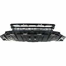 fits 2013-2015 HONDA CIVIC 4dr Sedan Front Bumper Lower Grille HO1036116