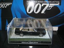 James bond car collection ISSUE 41* JAG XJ8 & MAG/SEALED/NEW CONDITION