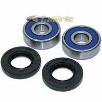 Front Wheel Ball Bearing Seals Kit for Honda ATC185S ATC200 ATC200E 1983