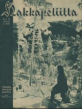 Finland Wartime Magazine Hakkapeliitta 1942 #9 - WWII