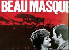 Roger VAILLAND - Dominique LABOURIER  Synopsis CIC BEAU MASQUE