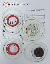 1977 Williams Rancho Pinball Machine Rubber Ring Kit