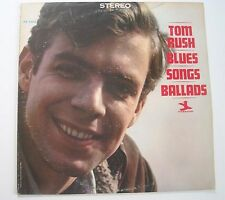 "Tom RUSH ""Blues songs ballads"" (Vinyl 33t/LP) 1972"