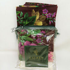 Ralph Lauren BRITTANY Floral KING Sham New NWT Rare Hard to Find $120