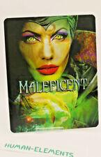 MALEFICENT - Lenticular 3D Flip Magnet Cover FOR bluray steelbook