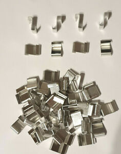 Greenhouse Glass Z Clips Glass Glazing Clips FREE POSTAGE Spares Parts