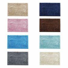 Floor Door Bath Mat Rug Non-Slip Absorbent Shaggy Bathroom Rugs Shower Carpet