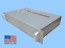 2U DIY CNC Control Computer Instrument Rackmount Case Box 10-19113G