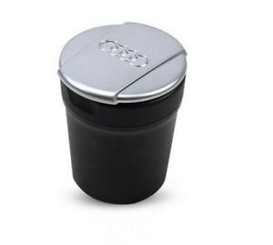 Audi Car Ashtray Ash Tray Storage Cup Bin Coin Holder 8UD857951 Large NEW