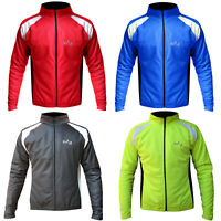 Winter Cycling Jacket Full Sleeves Windproof Cycle Thermal Jacket Jersey