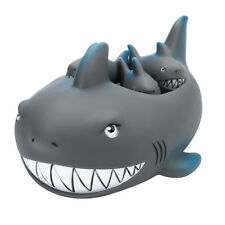 Floating Bath Tub Toy For Kids Rubber Cute Shark Family Cute Shark Have Fun