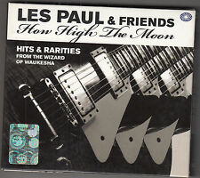 LES PAUL & FRIENDS - how high the moon 3 CD