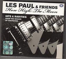 LES PAUL & FRIENDS - how high the moon 3 CD